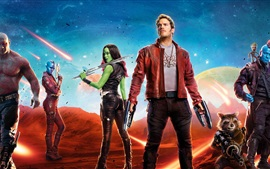 2017 película, Guardians of the Galaxy Vol. 2