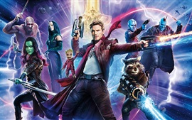 Preview wallpaper 2017 movie HD, Guardians of the Galaxy Vol. 2