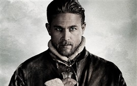 Charlie Hunnam, King Arthur: Legend of the Sword