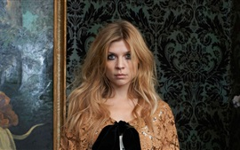 Preview wallpaper Clemence Poesy 05