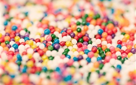 Preview wallpaper Colorful candy, balls