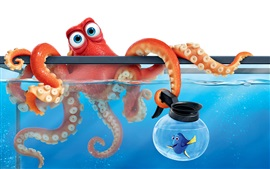 Preview wallpaper Finding Dory 2016