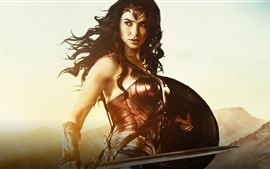 Preview wallpaper Gal Gadot, 2017 Wonder Woman