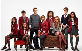 Preview wallpaper House of Anubis, TV series