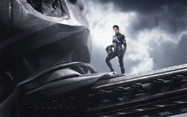 Preview wallpaper Ludi Lin, Power Rangers