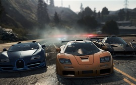 Need for Speed, Spiele, Supercars