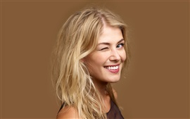 Preview wallpaper Rosamund Pike 01