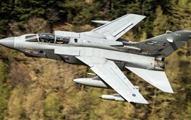 Preview wallpaper Tornado GR4 aircraft flight