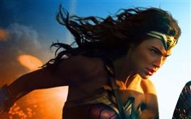 Preview wallpaper Wonder Woman, DC Comics