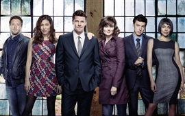 Bones, Serie de TV