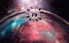 Preview wallpaper Interstellar 2014