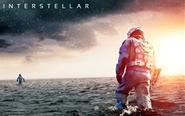 Preview wallpaper Interstellar HD