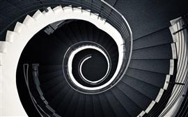 Лестницы спиральные