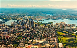 Preview wallpaper Sydney, Australia, city views