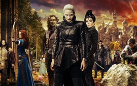 Preview wallpaper TV series, Once Upon a Time