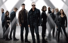 ABC TV series, Agentes de S.H.I.E.L.D.