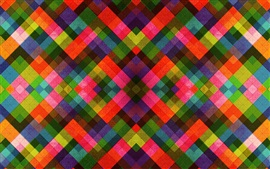 Preview wallpaper Colorful shape stripes, abstract picture