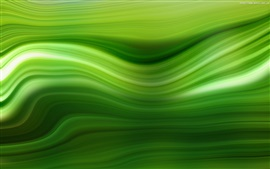 Preview wallpaper Green lines background, abstract