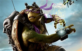 Teenage Mutant Ninja Turtles: Fuera de las sombras, Donatello