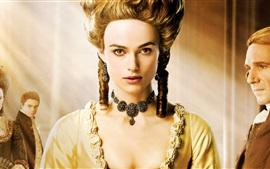 Aperçu fond d'écran La duchesse, Keira Knightley