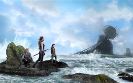 The Shannara Chronicles, TV Series, sea, girls