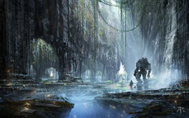 Titanfall 2, art picture, games