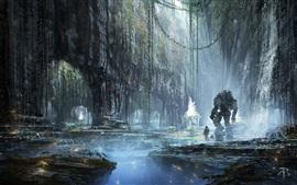 Titanfall 2, художественная фотография, игры