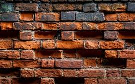 壁紙のプレビュー レンガの壁