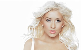 Preview wallpaper Christina Aguilera 21