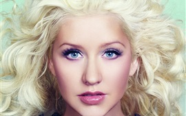 Preview wallpaper Christina Aguilera 22