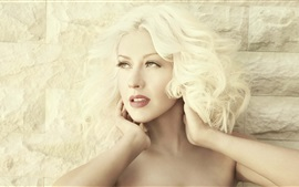 Preview wallpaper Christina Aguilera 23