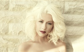 Preview wallpaper Christina Aguilera 24