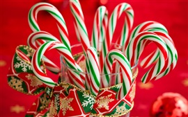 Preview wallpaper Christmas candy