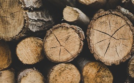 Preview wallpaper Firewood, wood