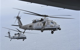 Preview wallpaper HH-60G Pave Hawk helicopter