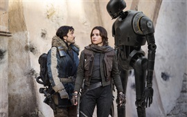 Preview wallpaper Rogue One: A Star Wars Story 2016