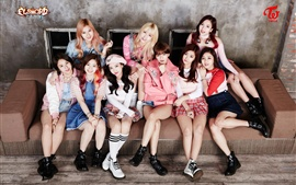 TWICE, las chicas de la música coreana 02