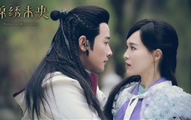 Preview wallpaper The Princess Weiyoung, TV series