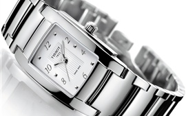 Preview wallpaper Tissot watches, classic swiss brand
