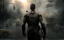 Aperçu fond d'écran Tom Clancy's Rainbow Six: Patriots, soldats