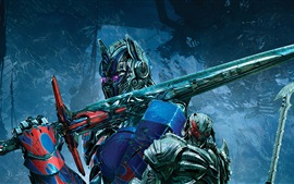 Preview wallpaper Transformers: The Last Knight, Optimus Prime