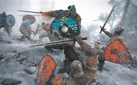 Aperçu fond d'écran Ubisoft, For Honor, jeu PC