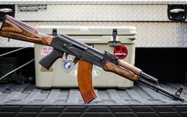Preview wallpaper AK-47 rifle