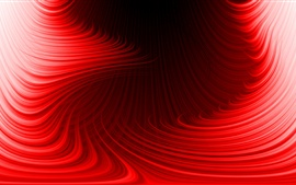 Preview wallpaper Abstract lines, red pattern