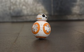 Preview wallpaper BB8 robot, toy, Star Wars