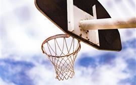 Aperçu fond d'écran Panier de basket