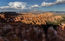 Preview wallpaper Bryce Canyon, Utah, USA