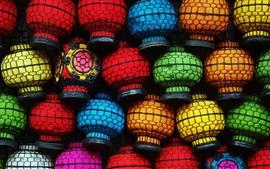 Lanternas coloridas, cultura chinesa