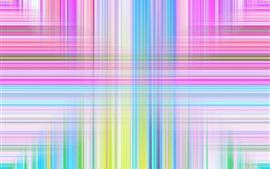 壁紙のプレビュー カラフルな縞模様の背景