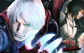 Preview wallpaper Devil May Cry 4: Special Edition